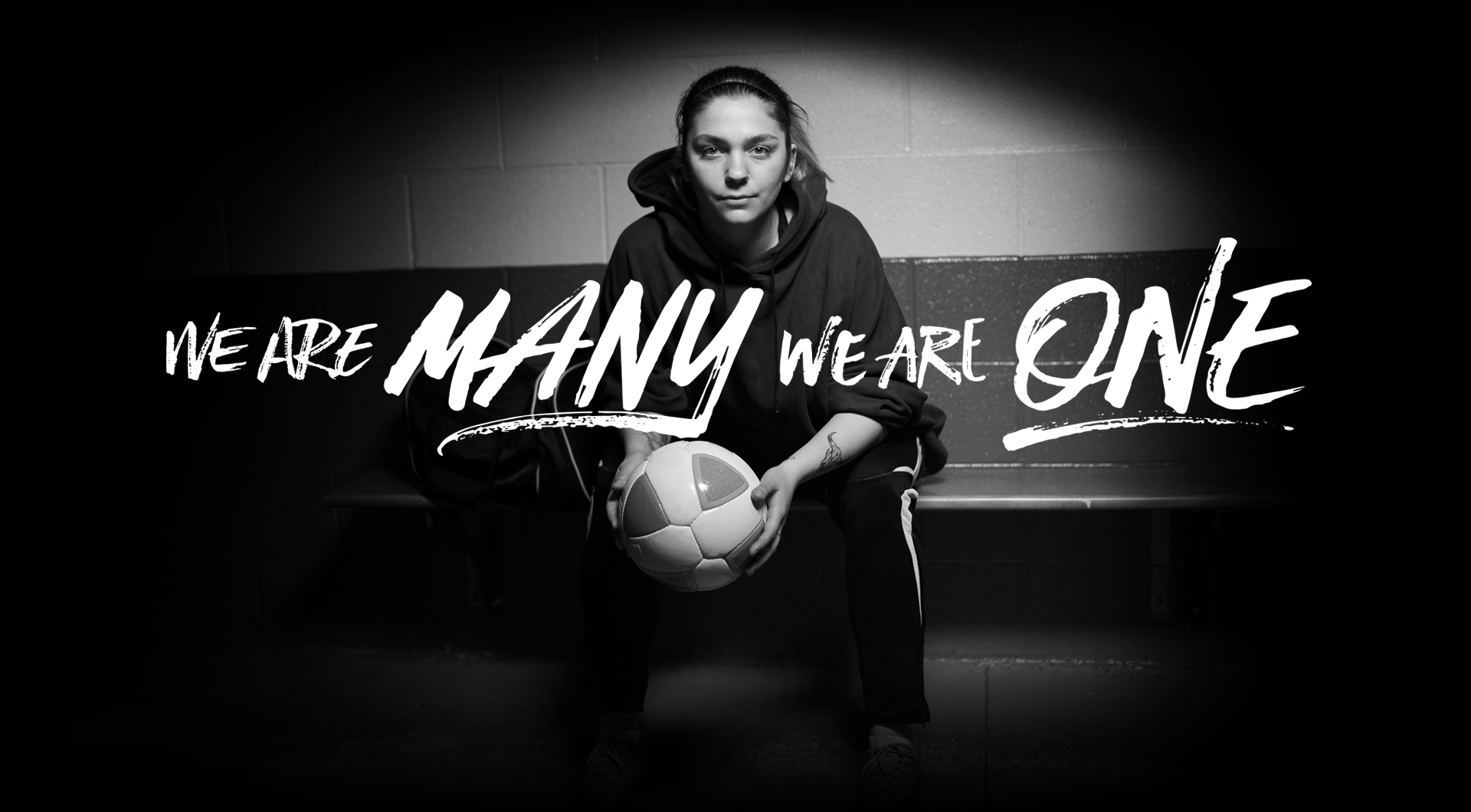 We are many. We are one.