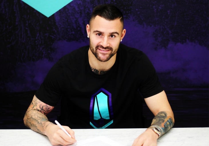 Marcus Haber signs with Pacific FC. (CPL)