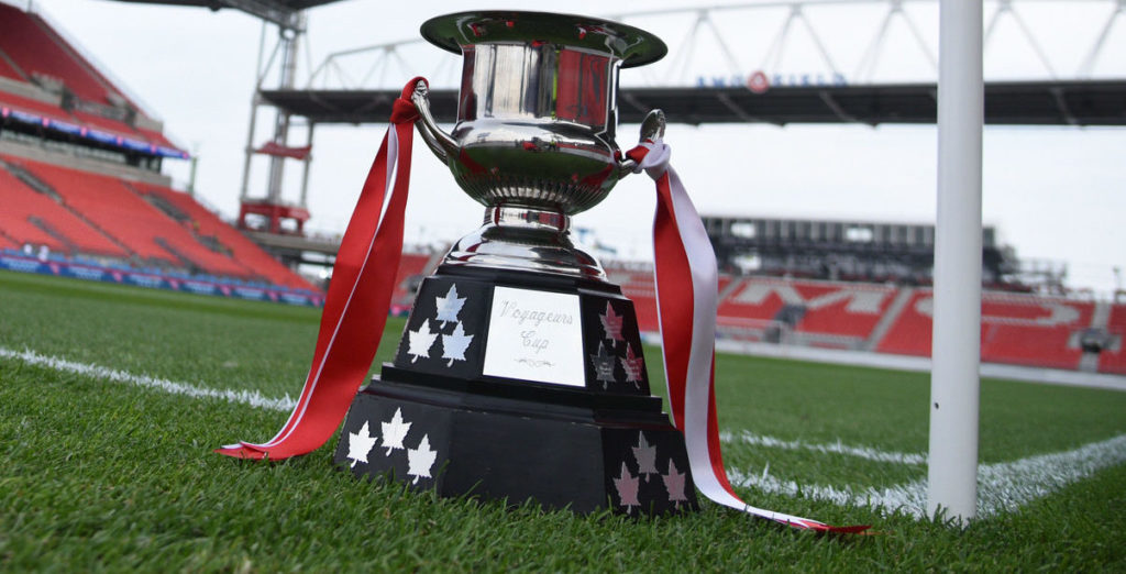 The Voyageurs Cup. (Canada Soccer).
