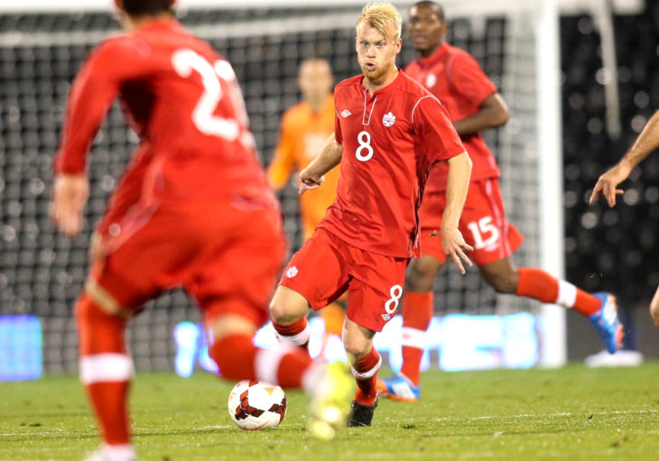 Kyle Bekker (Canada Soccer)