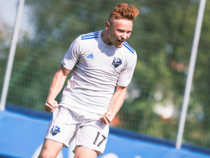 Vincent Lamy. Photo courtesy of Montreal Impact)