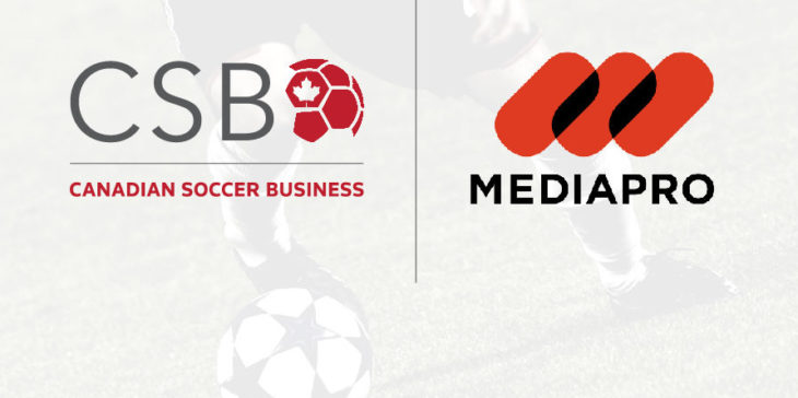 Csb Announces Landmark 10 Year Media Deal With Mediapro Canadian Premier League