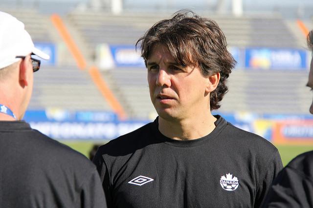 Nick Dasovic. (Canada Soccer)