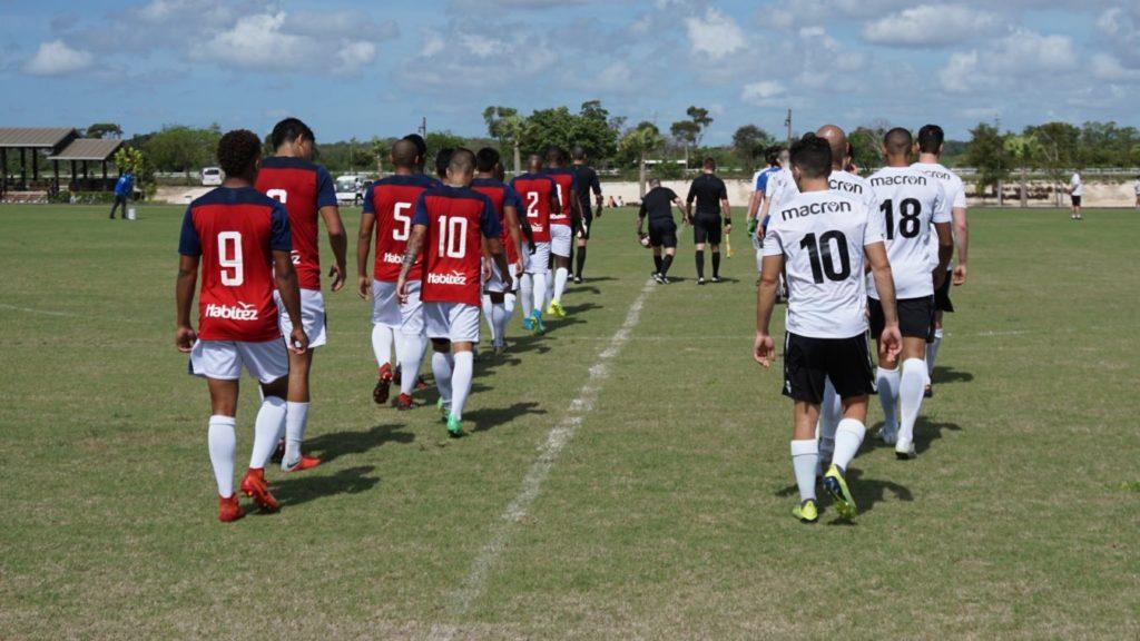 York9 FC vs. Inter RD.