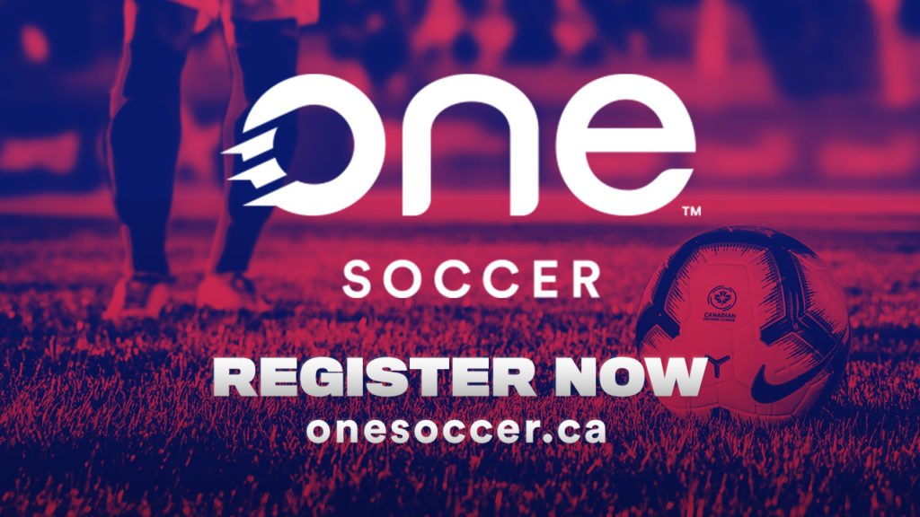 OneSoccer – The New Home of Canadian Soccer.