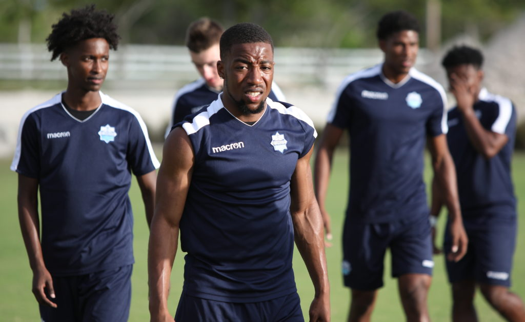 HFX Wanderers FC players training in Punta Cana. (Photo: Nora Stankovic/CPL).