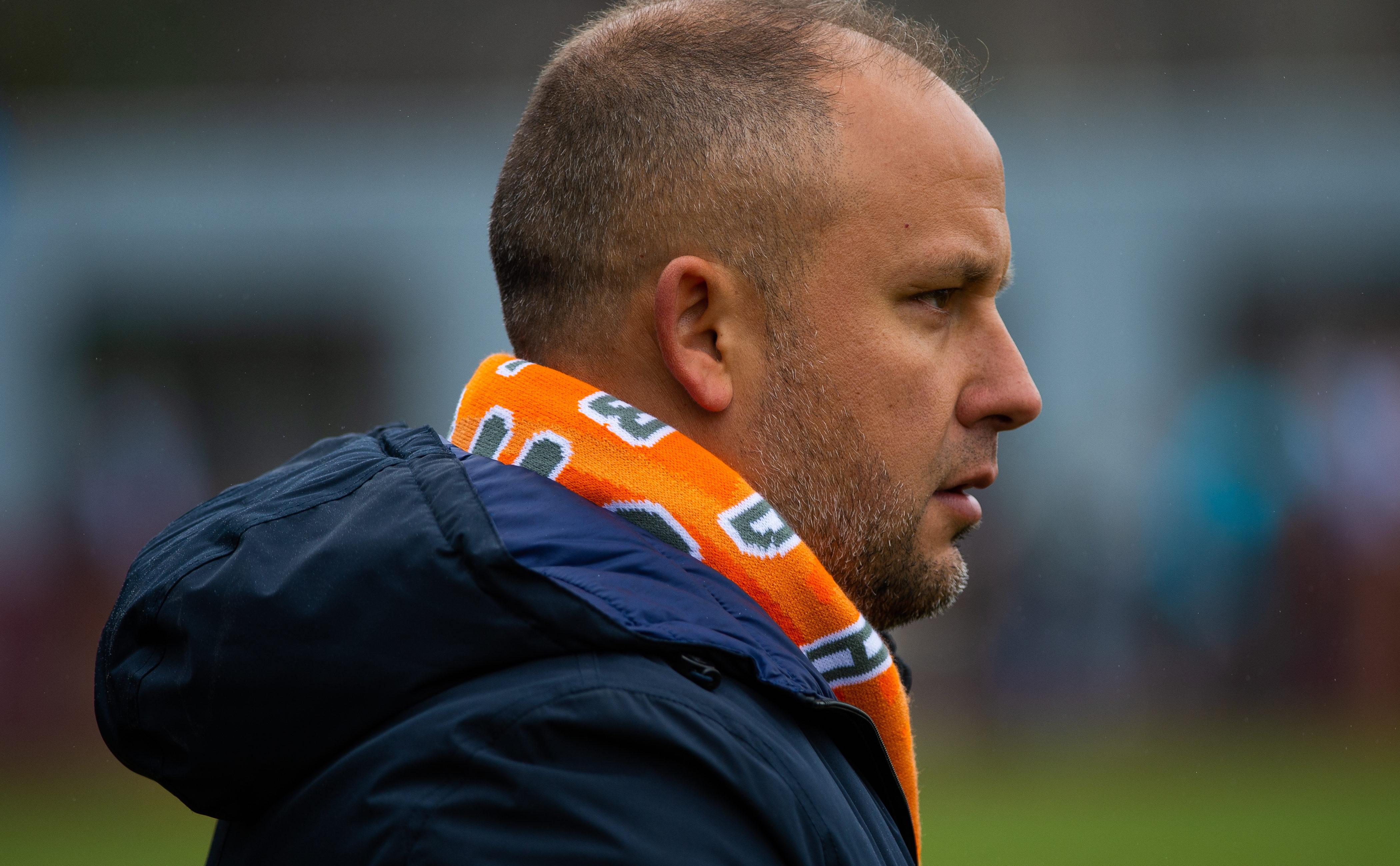 Forge FC manager Bobby Smyrniotis. (Photo: Trevor MacMillan/CPL).