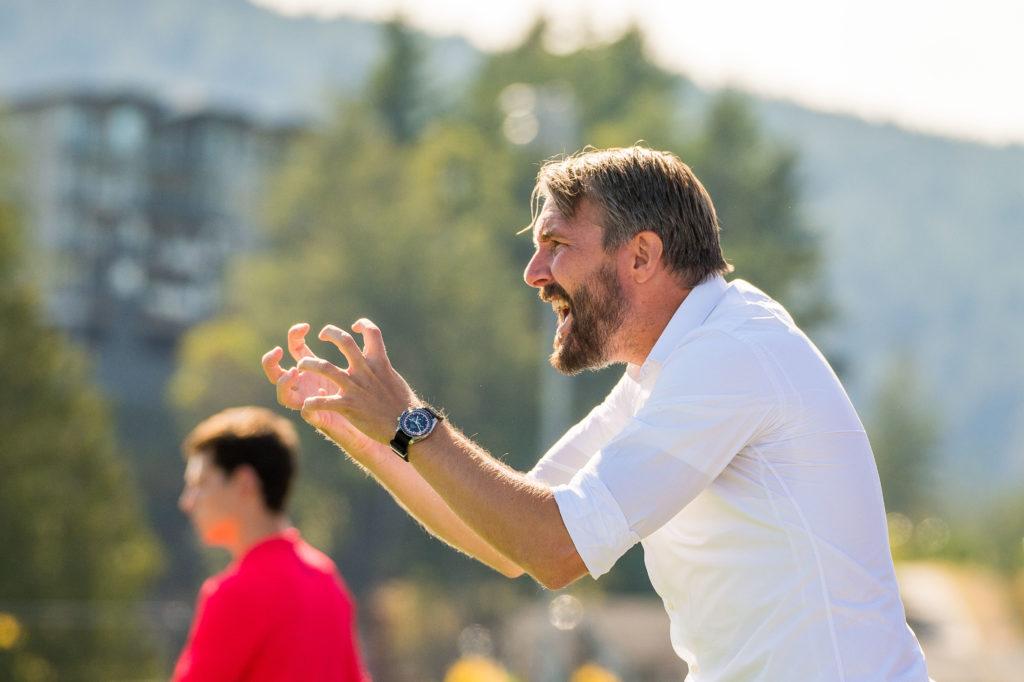Pacific head coach Michael Silberbauer. (Photo: Reuters).
