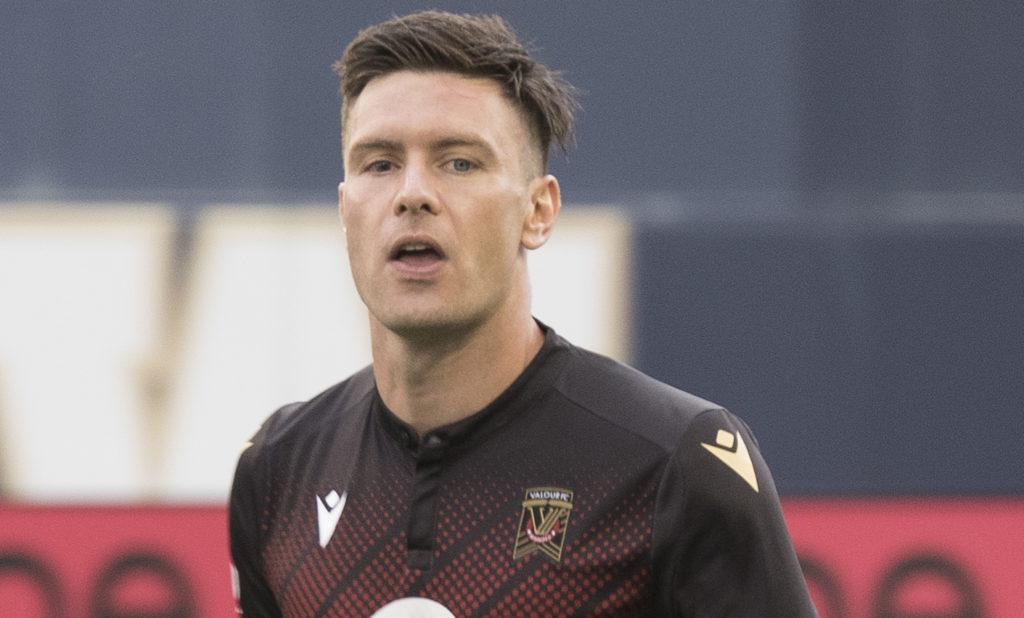 Valour FC striker Michele Paolucci. (Photo: David Lipnowski).