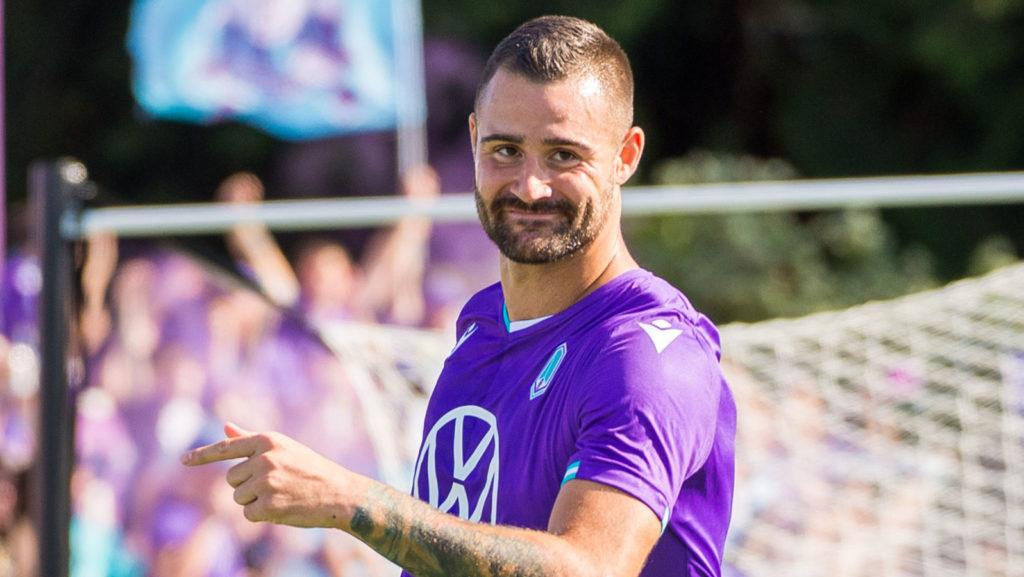 Canadian Premier League - Pacific FC V Valour FC - Victoria, BC, Canada - August 24, 2019