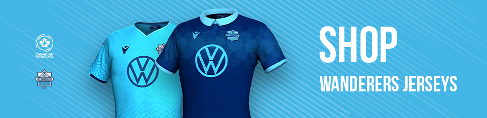 Visit shop.canpl.ca for HFX Wanderers FC jerseys, hats, and more.