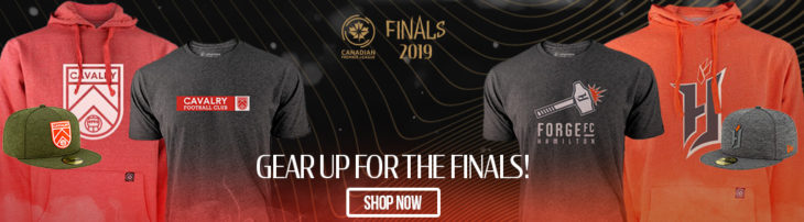 Visit shop.canpl.ca for Finals 2019 merchandise.