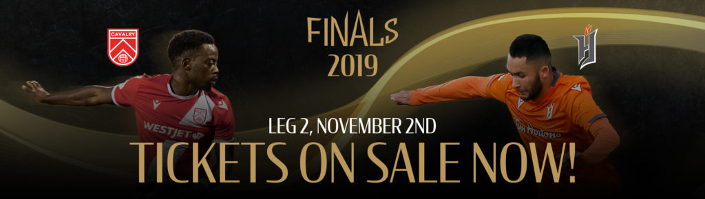 Buy tickets to Leg 2 of Finals 2019 in Calgary here.