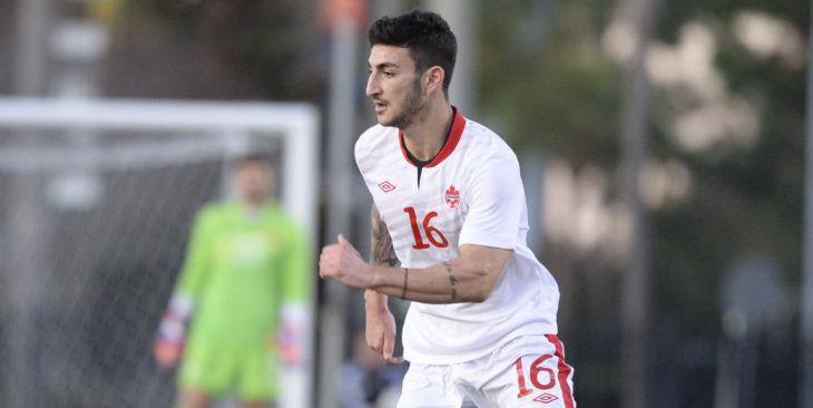 Men's International Friendly 19 January 2015 - Orlando, FL, USA Photo: Romeo T Guzman/Canada Soccer