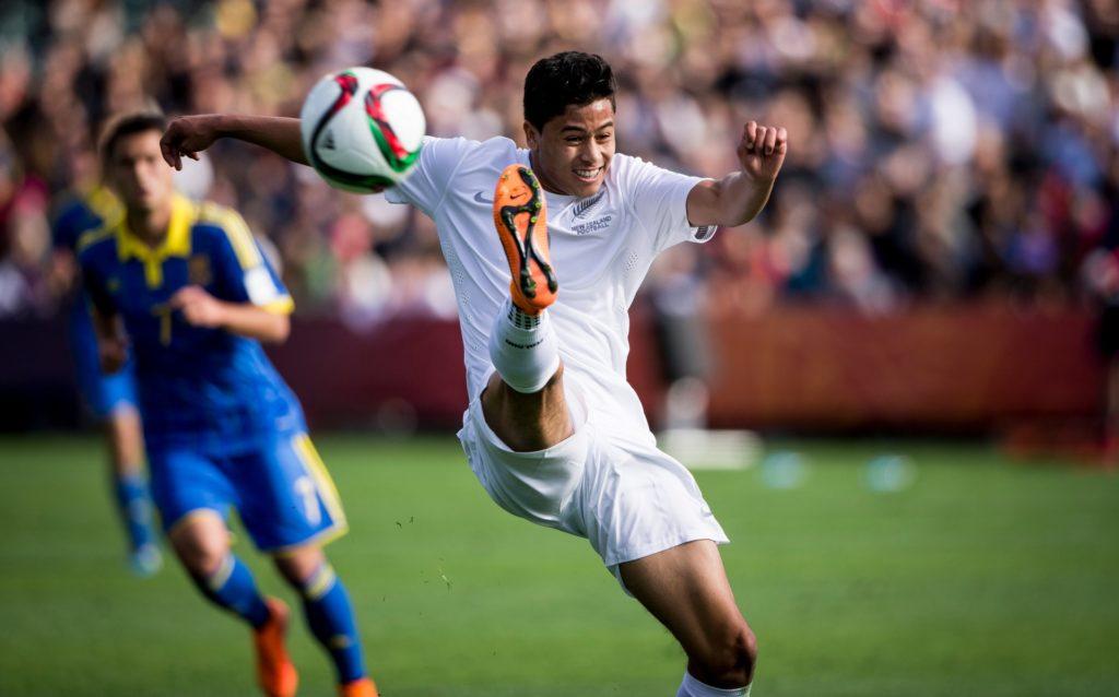Valour FC sign New Zealand international Moses Dyer.