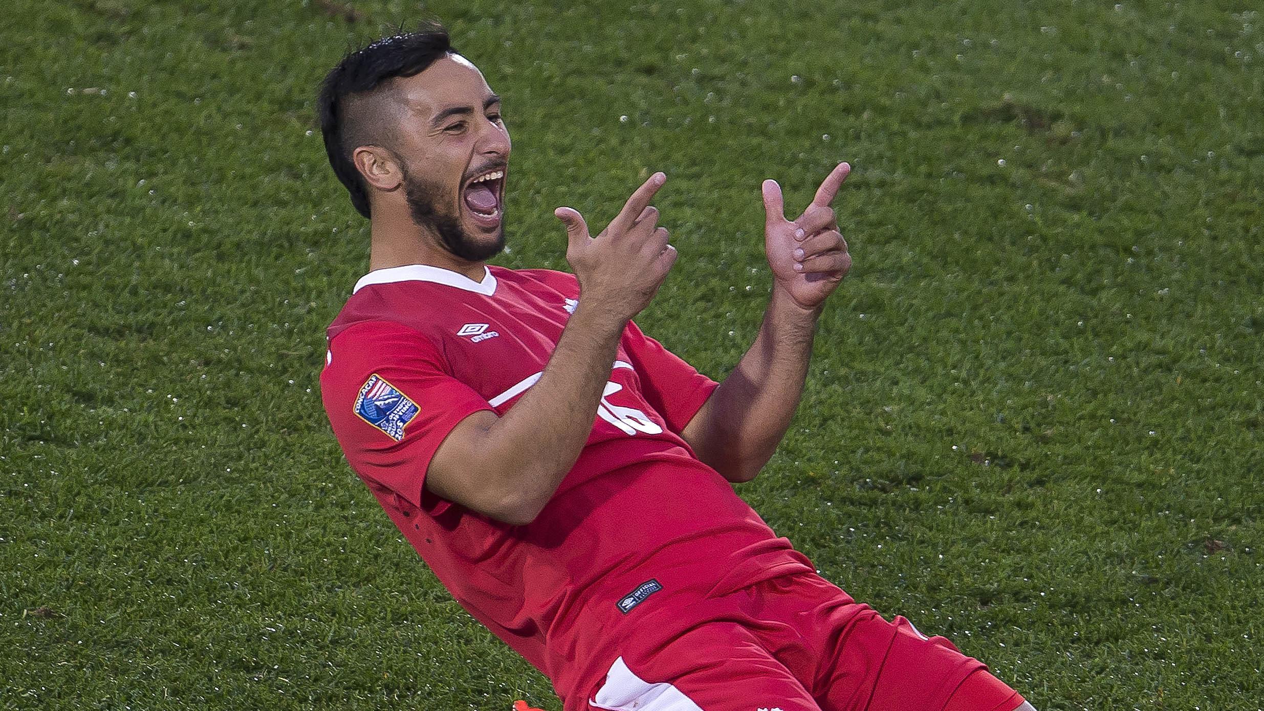 Mo Babouli (Canada Soccer).