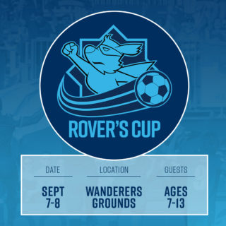 Rover's Cup poster