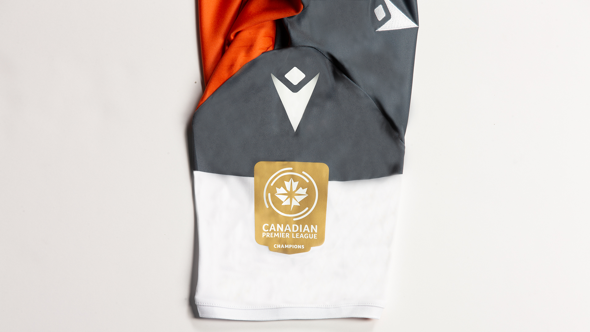 Forge FC's 2019 champions badge. (CPL)