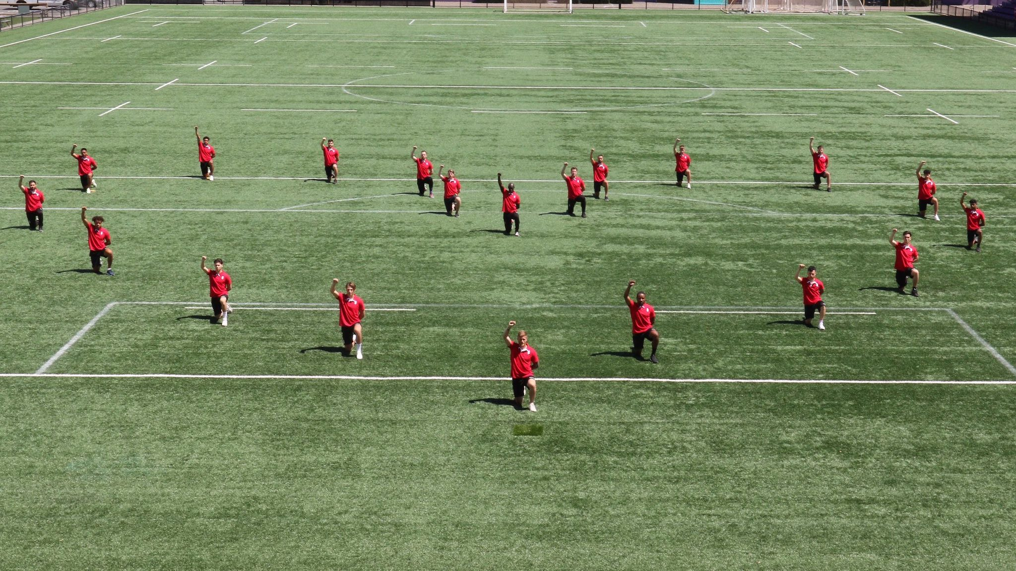 Pacific FC at Westhills Stadium. (Pacific FC)