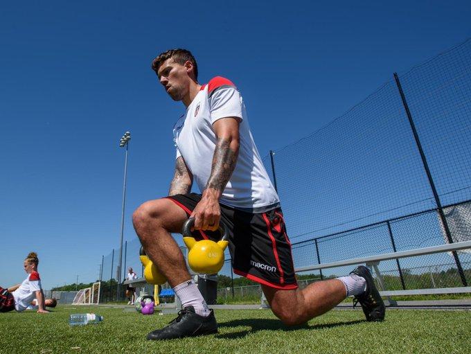 Ben Fisk (Photo: Atlético Ottawa)