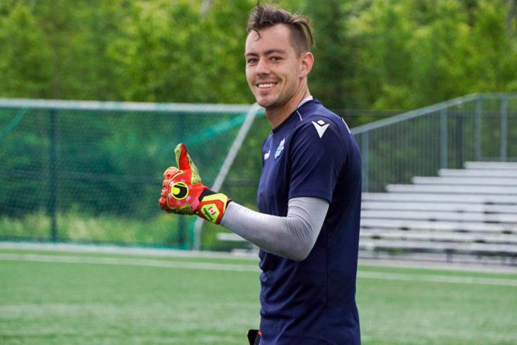 Jason Beaulieu (Photo: HFX Wanderers FC)