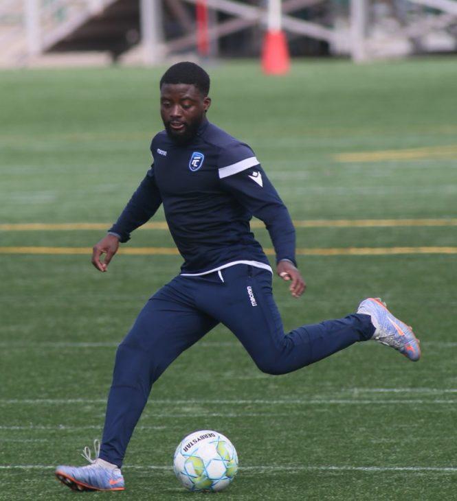 Hanson Boakai (Photo: FC Edmonton)