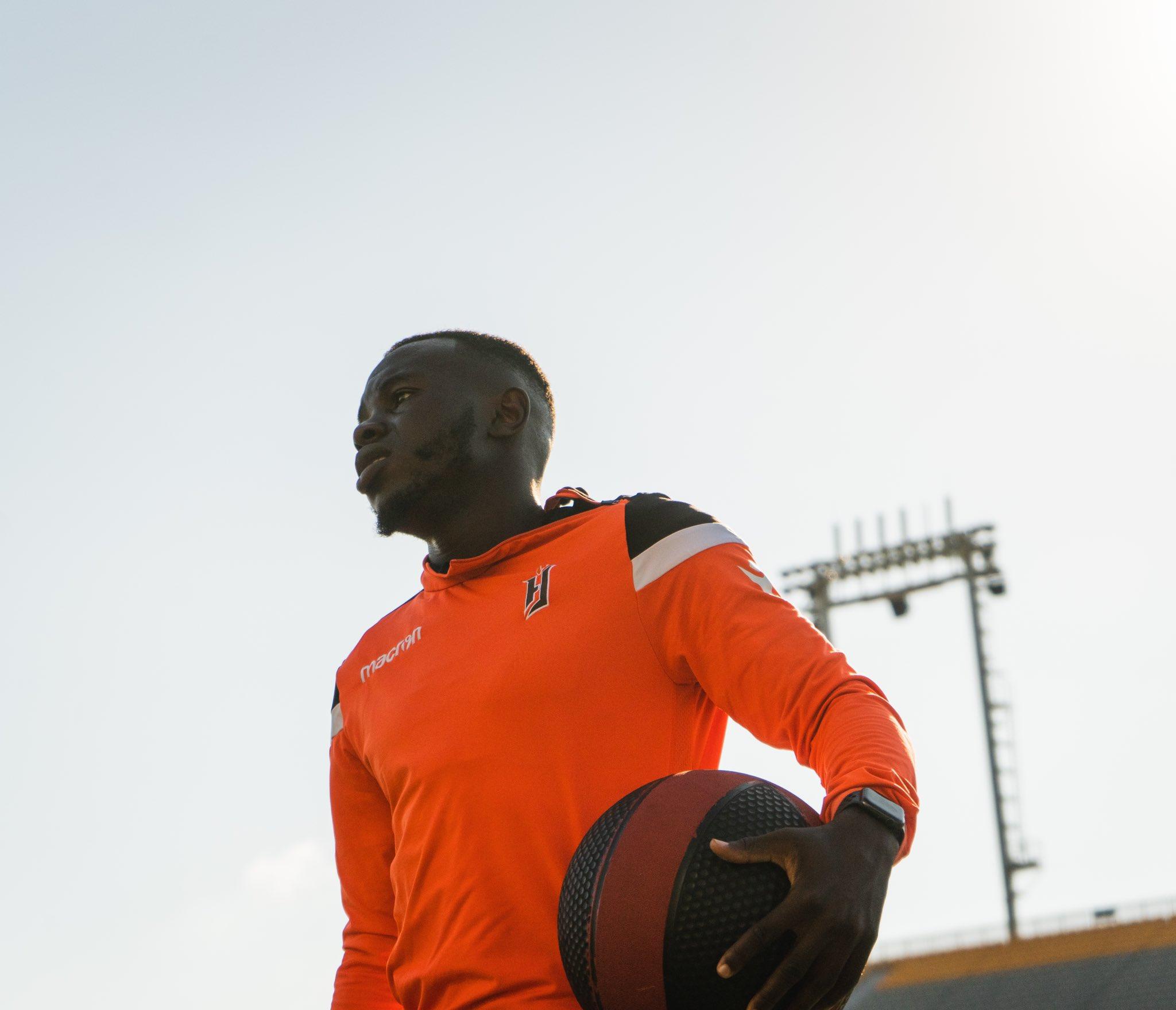 Kwame Awuah (Forge FC).