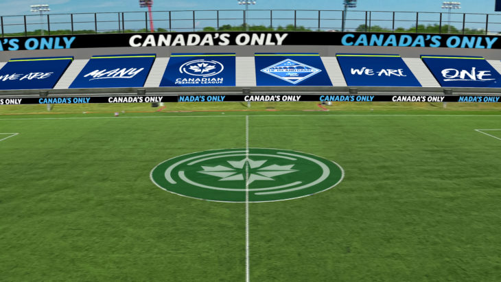 CPL Island Games Virtual Stadium Centre