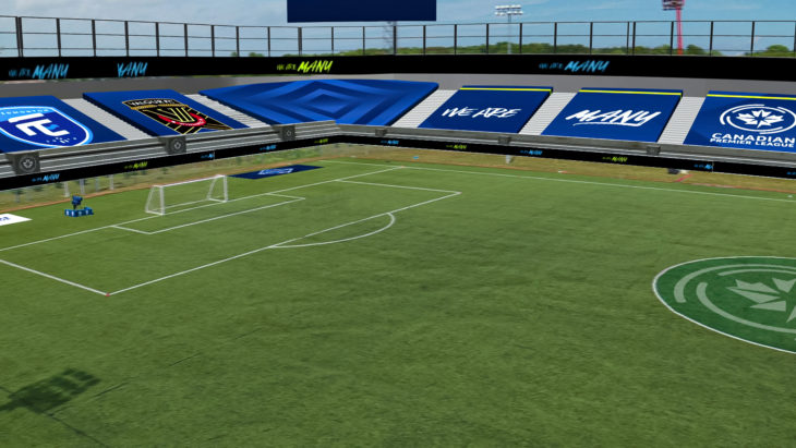 CPL Island Games Virtual Stadium LeftCorner