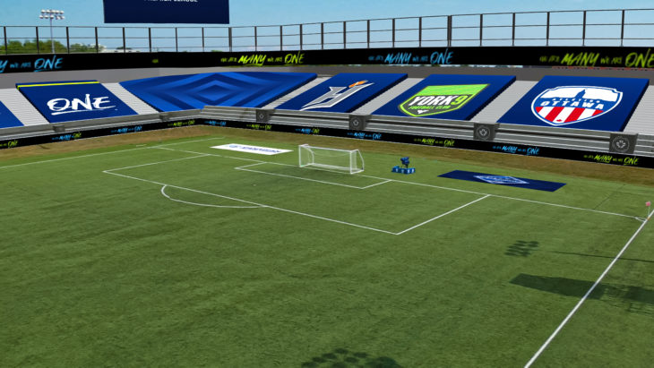 CPL Island Games Virtual Stadium Right