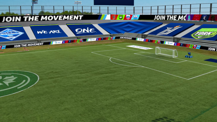CPL Island Games Virtual Stadium RightCorner