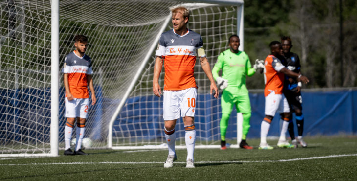 Forge FC to travel to El Salvador for Concacaf League in October