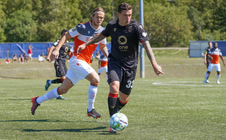 Valour FC season post-mortem: Keeping core of roster together will be a battle