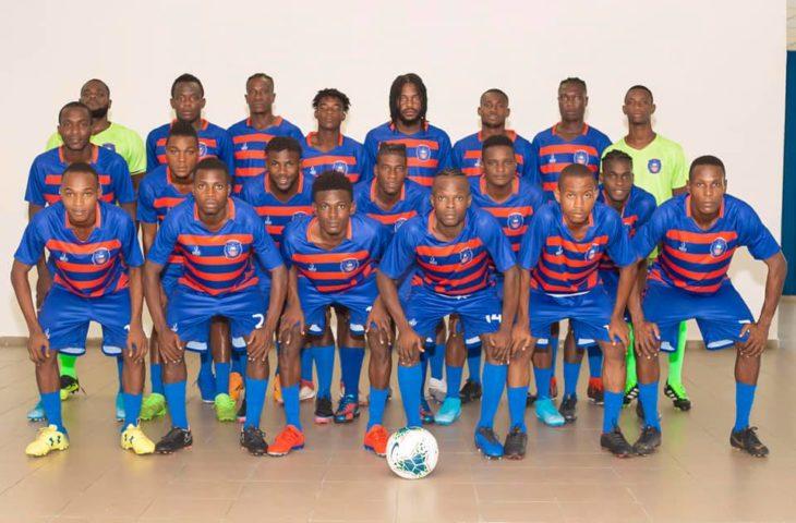 Arcahaie FC. (Photo: Arcahaie FC Facebook page)