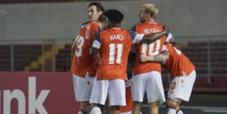 TAURO FC VS FORGE FC