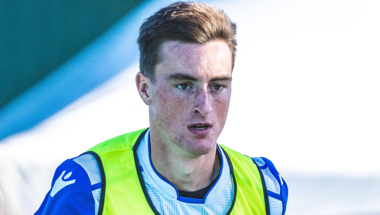 Nova Scotia-born midfielder Scott Firth. (CPL/Chant Photography)