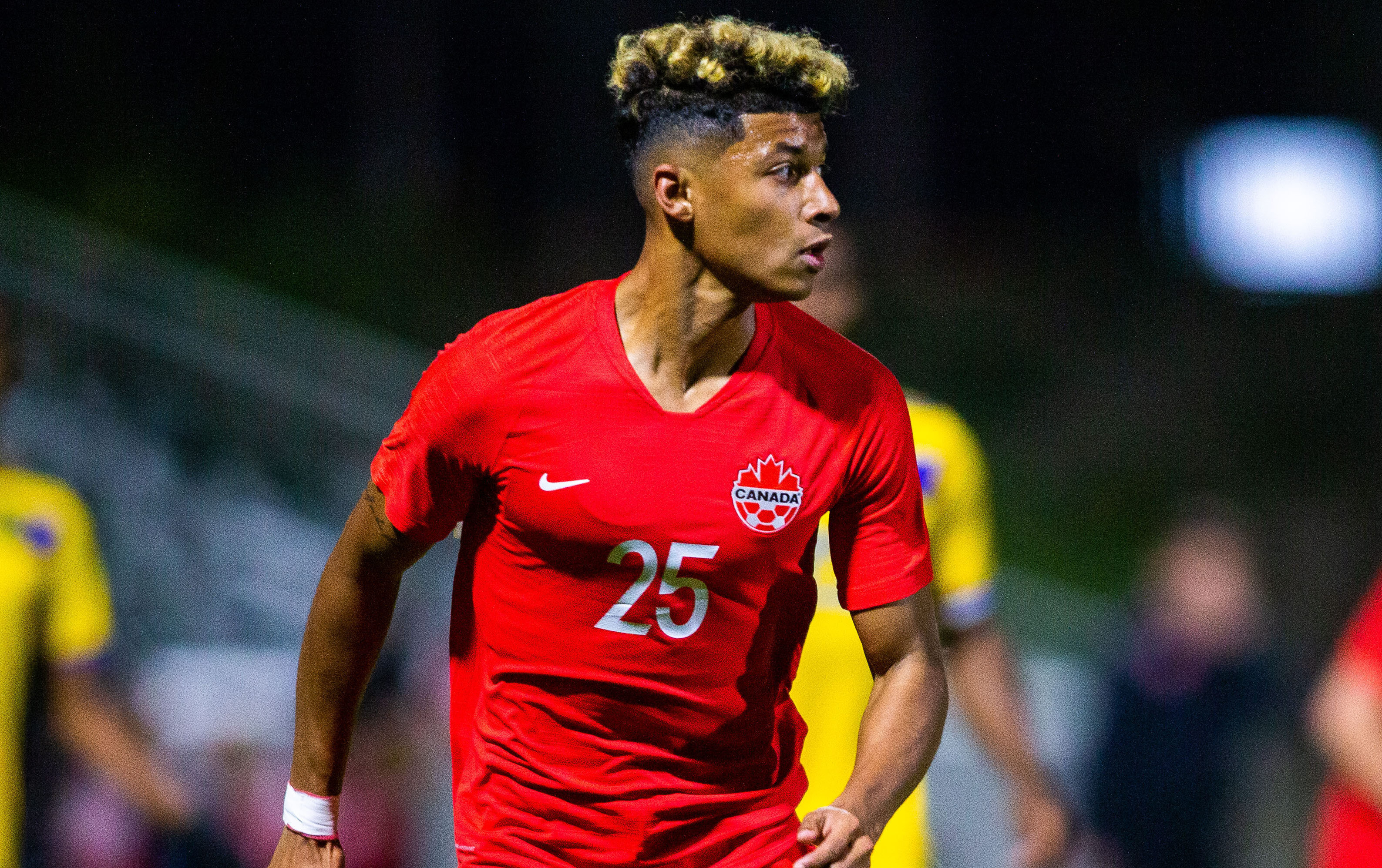 Canada S Under 23 Team Set For Concacaf Men S Olympic Qualifying Tournament Canadian Premier League