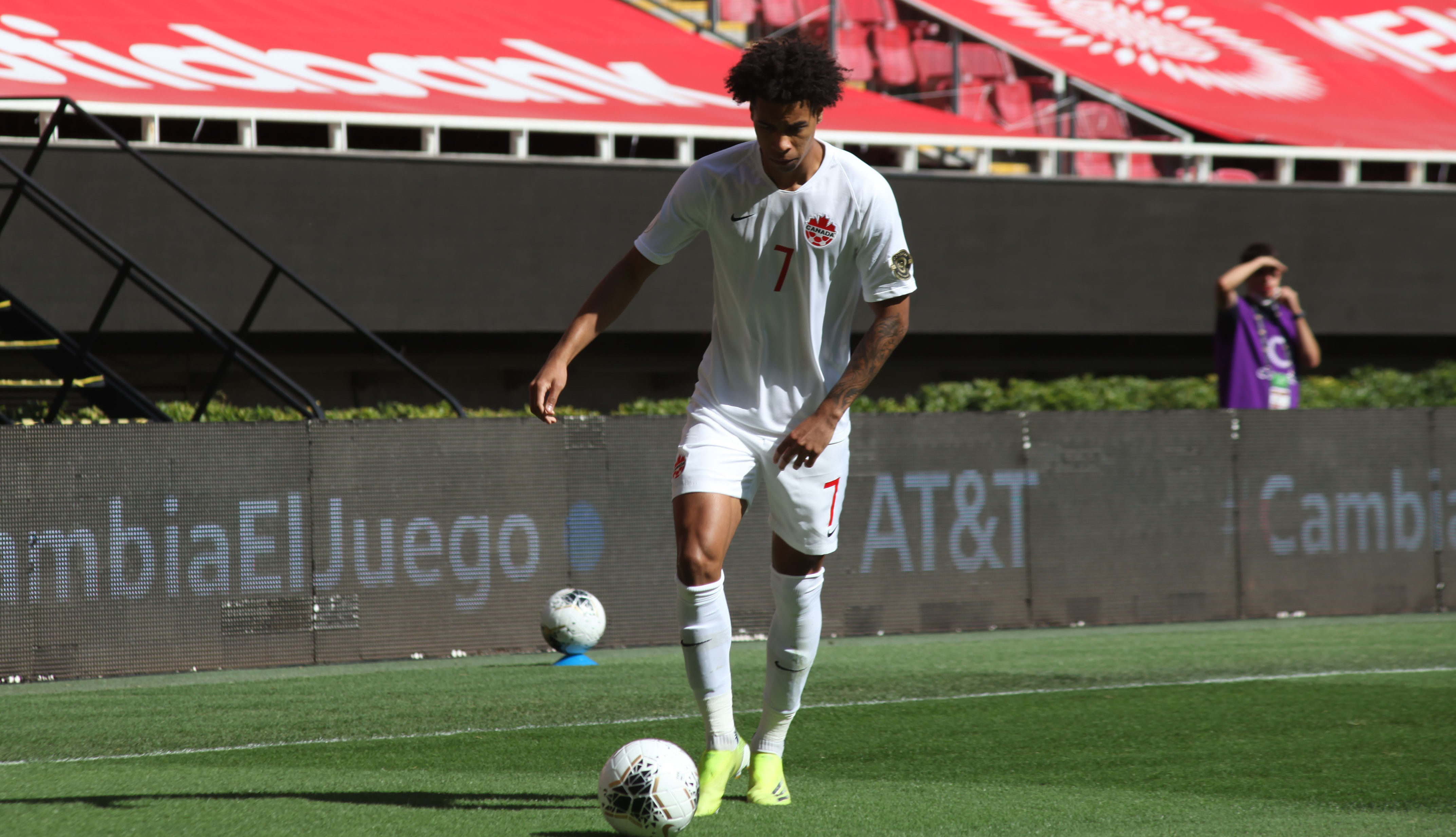 Canada left frustrated after 0-0 draw vs. Haiti at ...