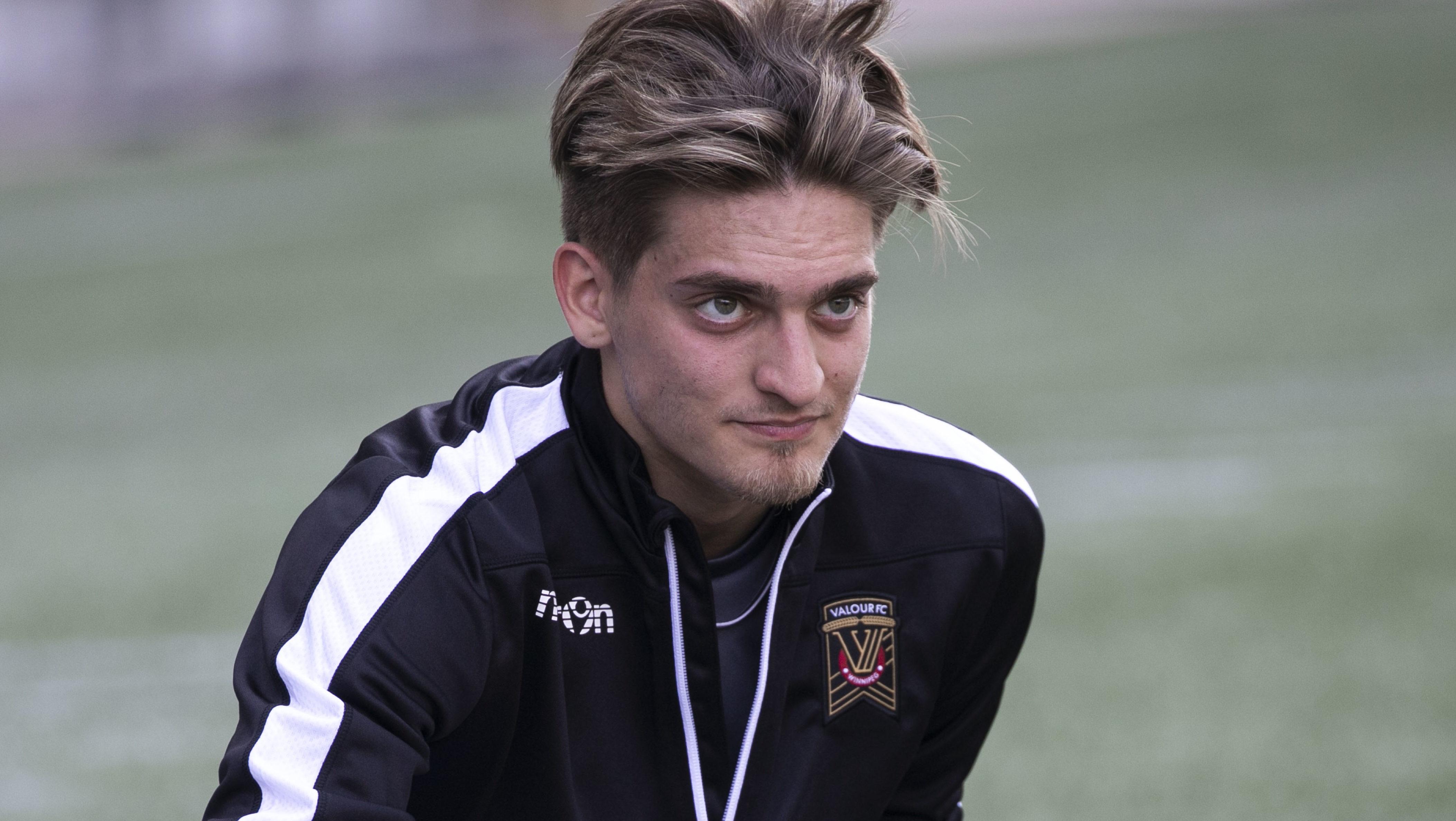 Sean Rea. (Valour FC)