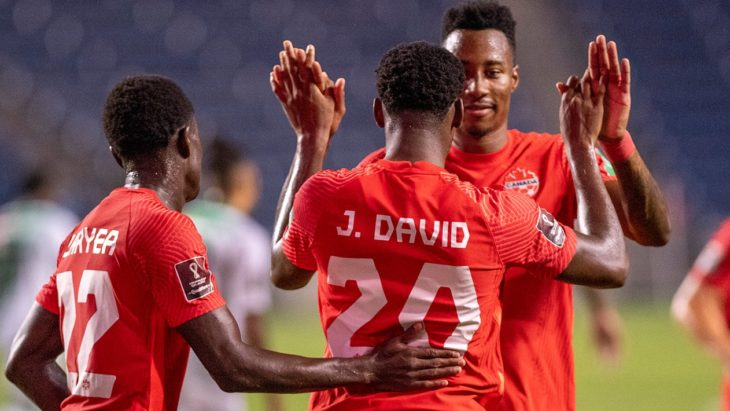 HIGHLIGHTS: CanMNT snatch crucial Suriname World Cup qualifying win; 2nd round Haiti tie awaits