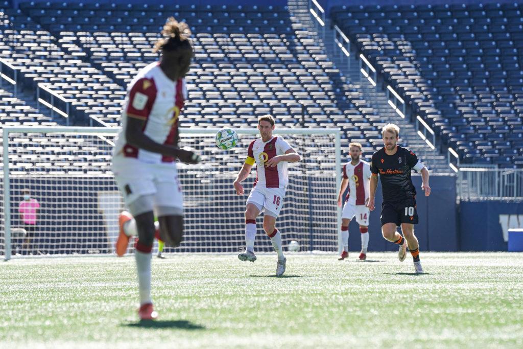 (Robert Reyes Ong / Valour FC)