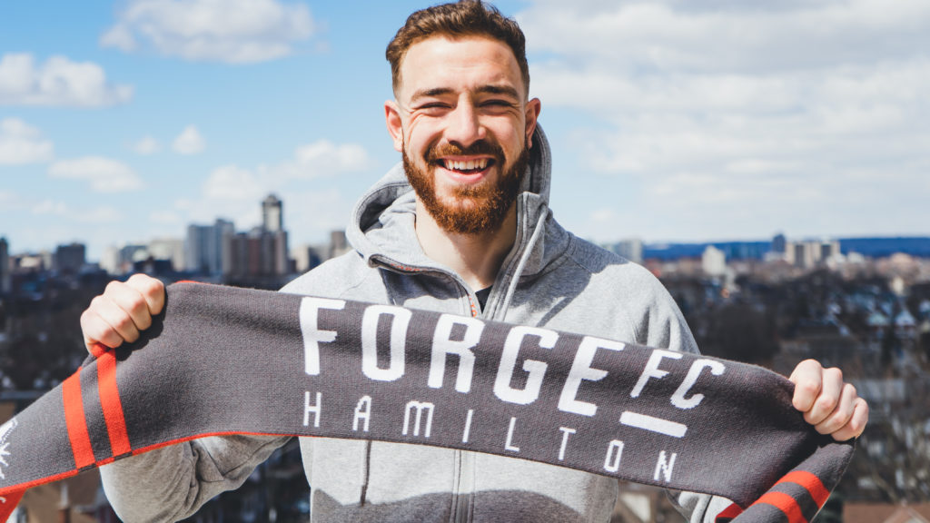Anthony Novak (Forge FC)