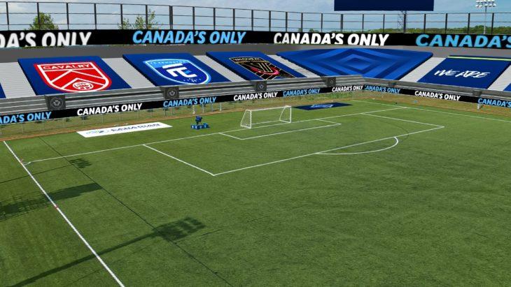 CPL Island Games Virtual Stadium Left