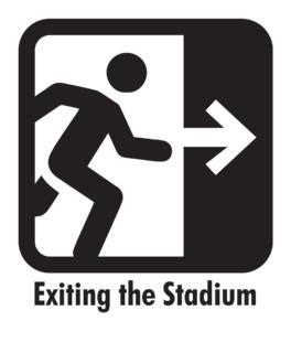 Exiting-the-Stadium