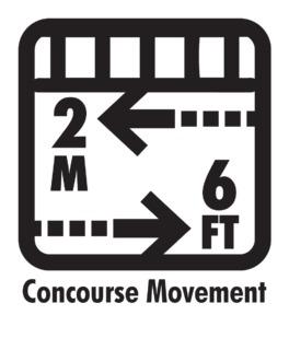 Concourse-Movement