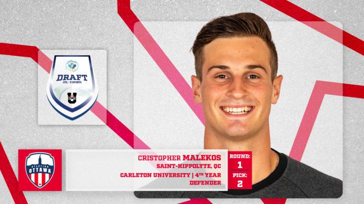 Cristopher Malekos.
