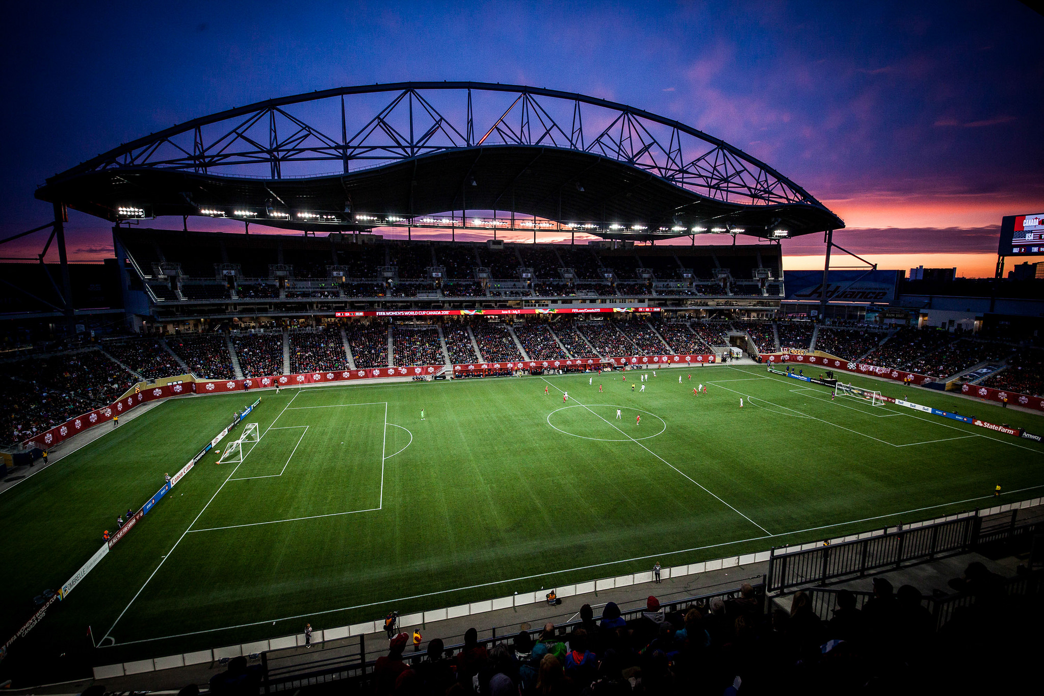 Stadium Profile – Valour FC